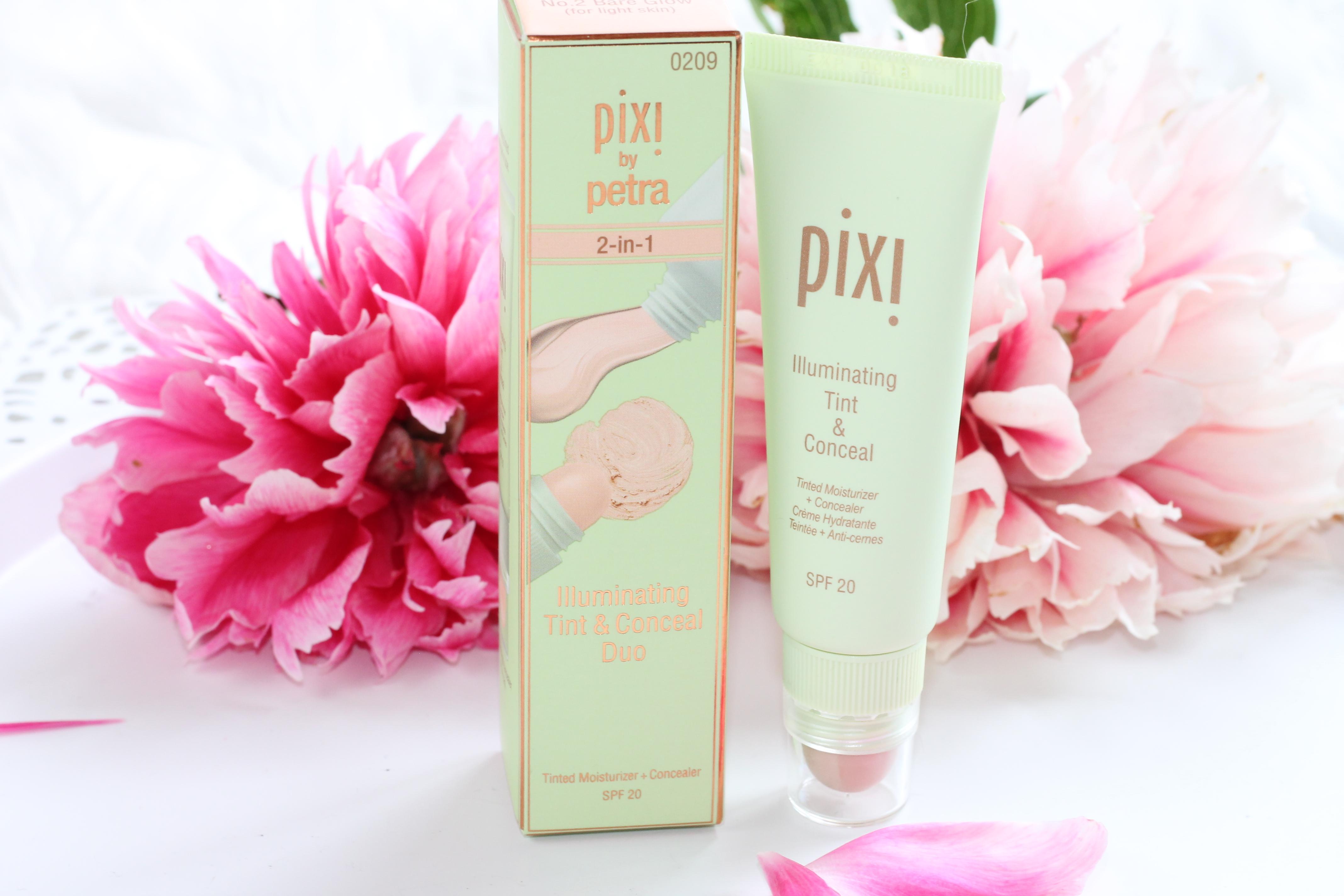 Pixi Concealer und Foundation